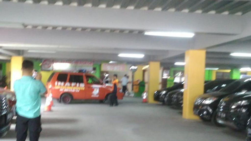 Orang Jatuh di RS Tempat Plt Walkot Medan Dirawat Adalah Pasien COVID-19