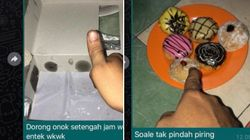 Netizen Ini Berikan Testimoni Kocak saat Beli Donat dari Teman