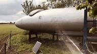 Foto: Pesawat Nuklir yang Diubah Jadi Penginapan