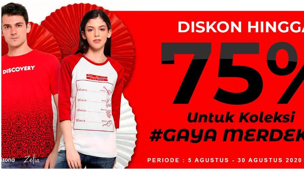 Yuk Tampil Kece Lewat Chat & Shop di Transmart Department Store