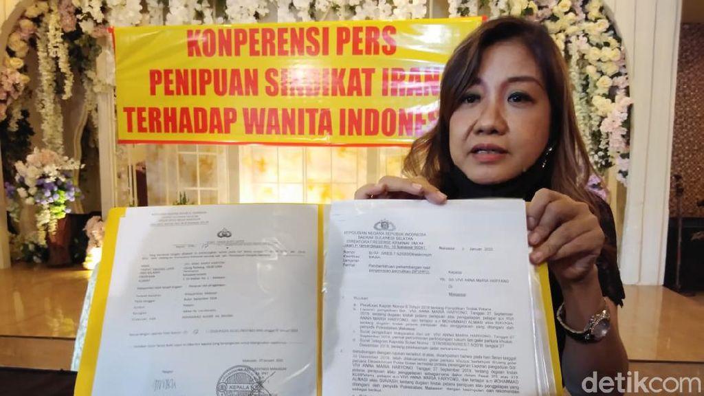Berdalih Krisis di Negaranya, WN Iran Tipu Wanita di Makassar Ratusan Juta