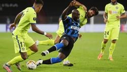 Agresivitas Getafe Sempat Bikin Repot Inter