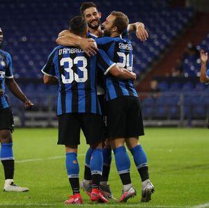 Inter Vs Getafe: Nerazzurri ke Perempatfinal Usai Menang 2-0