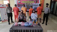 Perkosa Wanita Bergiliran, 4 Pria di Sulsel Sudah Matangkan Rencana