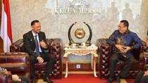 Ketua MPR Puji AHY Nakhodai PD dengan Jiwa Muda & Ketajaman Pikiran