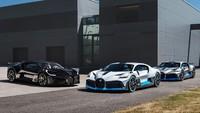 VW Group Berencana Jual Ducati, Lamborghini, dan Bugatti Demi Pengembangan Mobil Listrik