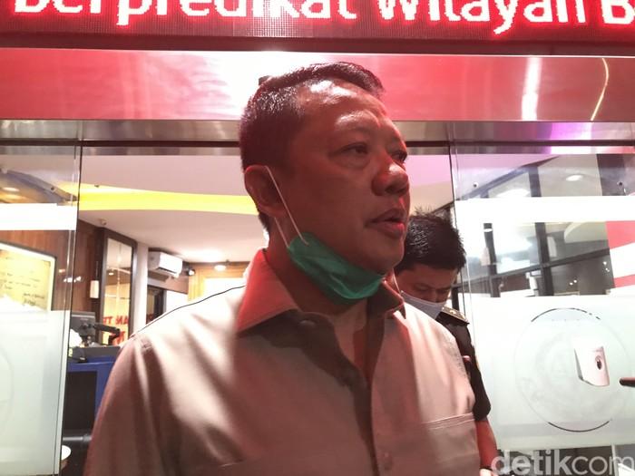 Direktur Penyidik Jaksa Agung Muda Jampidsus, Febrie Andriansyah (Tiara Aliya Azzahra/detikcom)