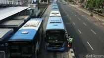 Ada Demo PA 212 dkk, TransJakarta Setop Seluruh Layanan Hari Ini
