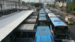 2029, 60% Pergerakan Orang di Jabodetabek Ditargetkan Pakai Angkutan Umum