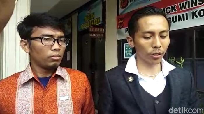 Empat orang yang diduga terlibat jaringan penipuan Big Boss Cianjur dipolisikan