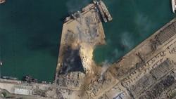 Kawah Selebar 124 Meter Muncul Akibat Ledakan di Lebanon