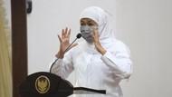 Soal Inpres Jokowi, Khofifah Sebut Sudah Berseiring dengan Perda Trantibum