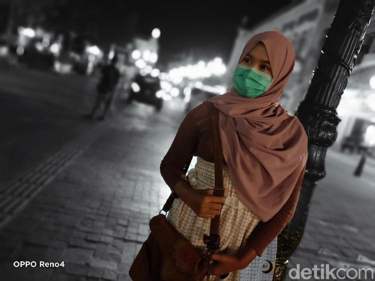 Hasil Foto Oppo Reno4 di Kota Lama Semarang