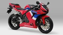 Wujud Honda CBR600RR Baru Sudah Muncul, Rilis Resmi 21 Agustus