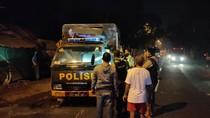 Polisi Selidiki Penyebab MPV Oleng Tabrak Iring-iringan 5 Kendaraan Polres Jember