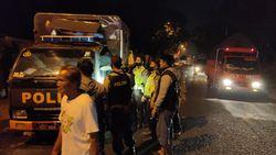 Usai Antar Jenazah COVID-19, Iring-iringan Mobil Polisi Jember Kecelakaan Beruntun