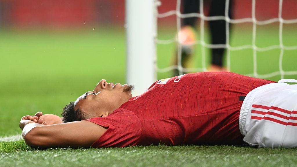 Pergilah dari Manchester United, Jesse Lingard