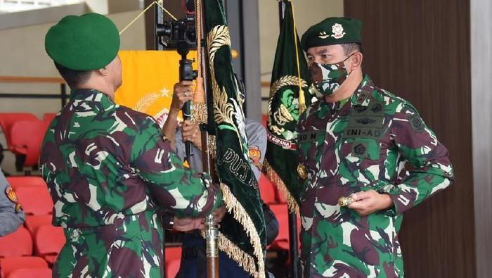 Kasad Pimpin Sertijab 7 Jabatan Penting di TNI AD