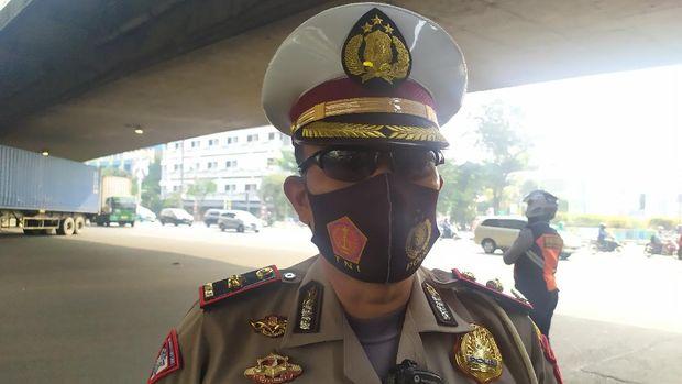 Kasatlantas Polres Metro Jakarta Barat, Kompol Purwanta
