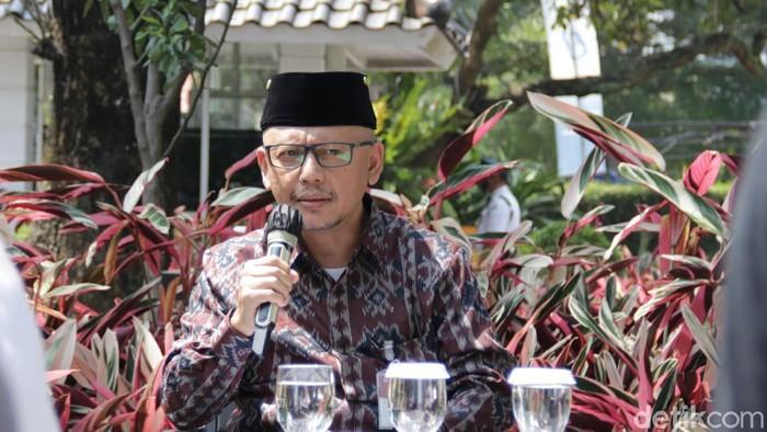 Kepala Perwakilan BI Jawa Barat Herawanto