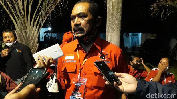 Ketua DPC PDIP Solo FX Hadi Rudyatmo, Kamis (6/8/2020).