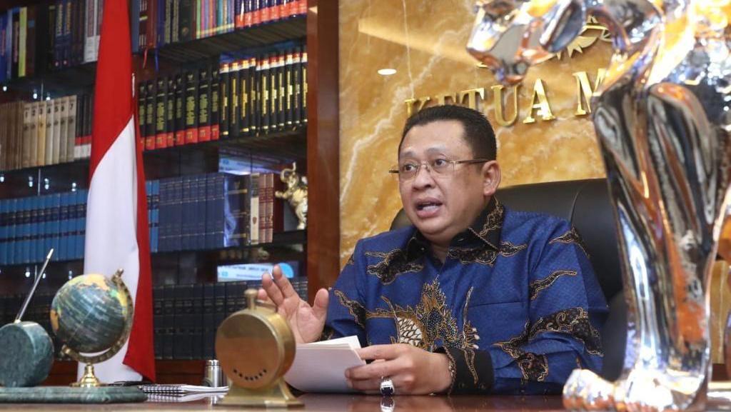 Ketua MPR Imbau Penyelenggaraan Pilkada Terapkan Protokol Kesehatan