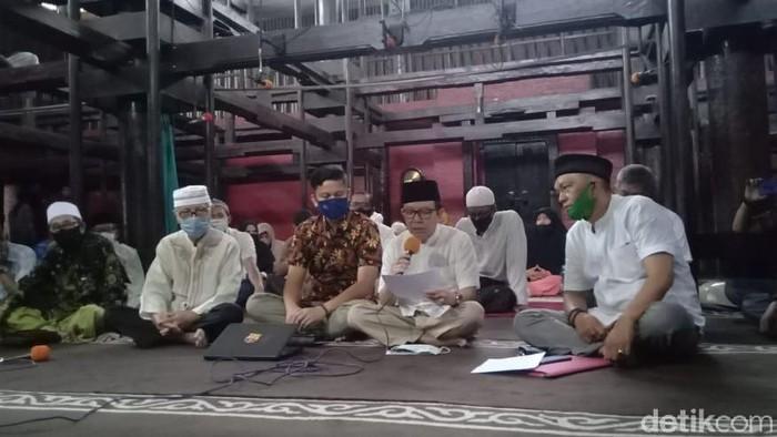 Klan Sultan XI Kukuhkan Diri Sebagai Pjs Sultan Keraton Kasepuhan