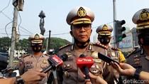 Soal Opsi Ganjil-Genap Sepanjang Hari di Jalanan DKI, Polisi Tunggu Kajian