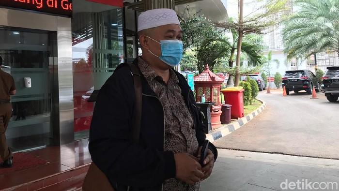 Koordinator Masyarakat Anti Korupsi Indonesia (MAKI) Boyamin Siman.