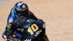 Tim Balap Rossi Jadi Satelit Suzuki di MotoGP?
