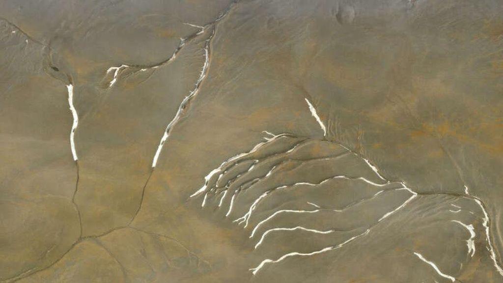 Percaya Tidak, Planet Mars Dulunya Diselimuti Es