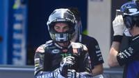Hasil Free Practice III MotoGP Austria: Vinales Tercepat di Lintasan Lembap