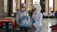 Tahanan Kasus Pil Koplo Nikah di Mapolresta Blitar Disaksikan Mantan Istri
