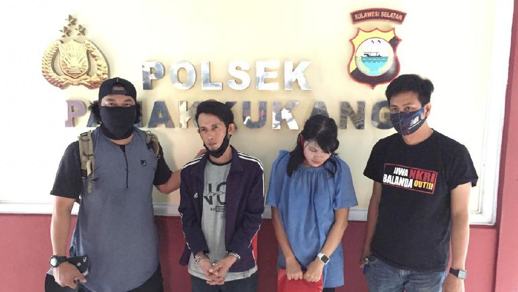 Nemu Kartu Penitipan Barang, Pasutri di Makassar Gondol Ponsel-Motor