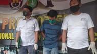 Tega Pria di Depok Hilangkan Nyawa Pacar Gegara Cemburu Buta