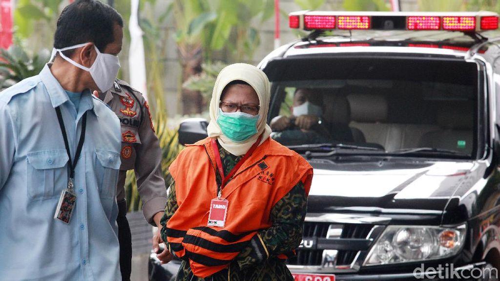 Pemeriksaan Lanjutan Desi Arryani di KPK