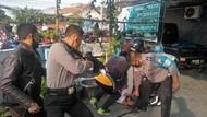 Pencurian Mobil Bank di Solo Diwarnai Serempet Satpam dan Kejar-kejaran