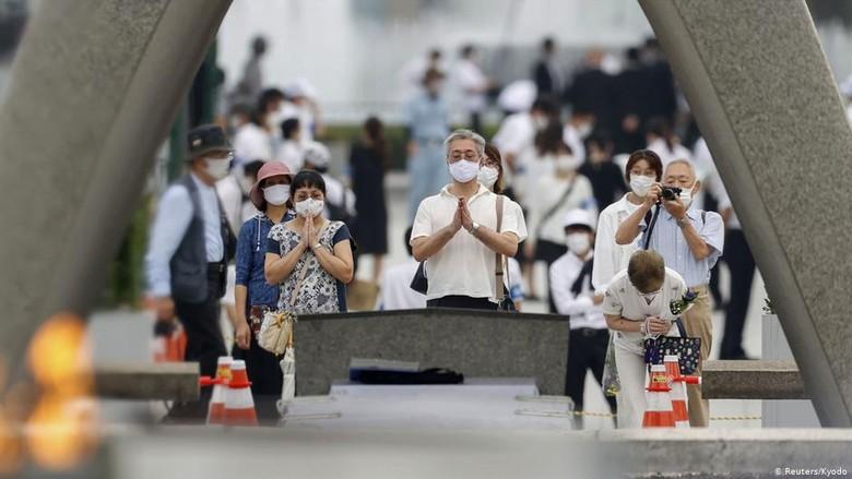 Penyintas Bom Hiroshima Desak Jepang Ratifikasi Larangan Senjata Nuklir