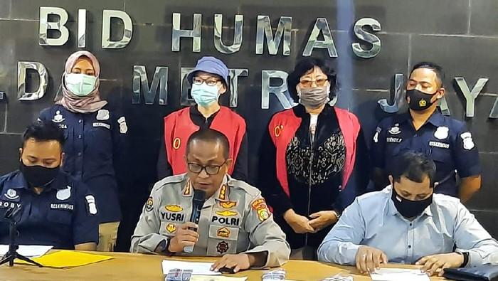 Polisi: 2 Tersangka Pencemaran Nama Baik ke Ahok Tak Pernah Bertemu