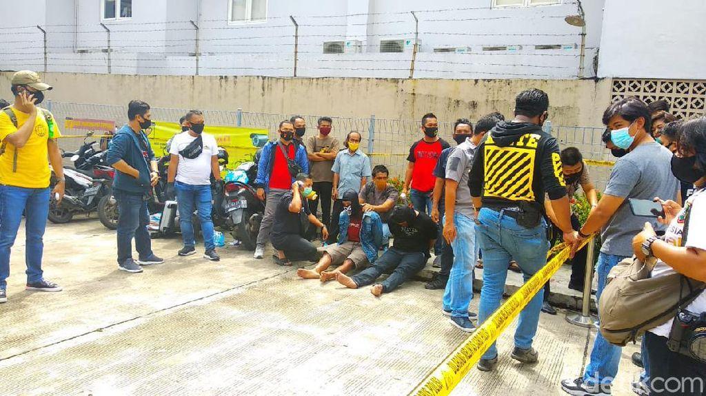 10 Karung Sabu Jaringan 208 Kg Diamankan di Kalsel, 4 Orang Ditangkap