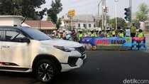 Pemprov DKI Diminta Kaji Lebih Matang Wacana Gage di Seluruh Ruas Jalan