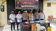 Bakar Lahan 1,7 Hektare untuk Kebun Sawit, 2 Pria di Muaro Jambi Ditangkap