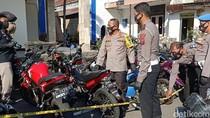 Operasi Patuh Semeru Kota Kediri, Pelanggar Meningkat Tapi Tilang Menurun