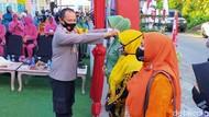 Banyuwangi Apresiasi Program Jatim Bermasker yang Digaungkan Polda