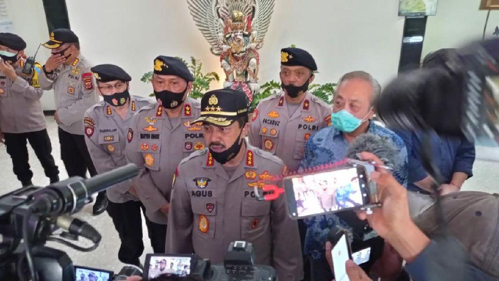 Polri Pedomani Protokol Kesehatan Saat Pengamanan Pilkada Serentak