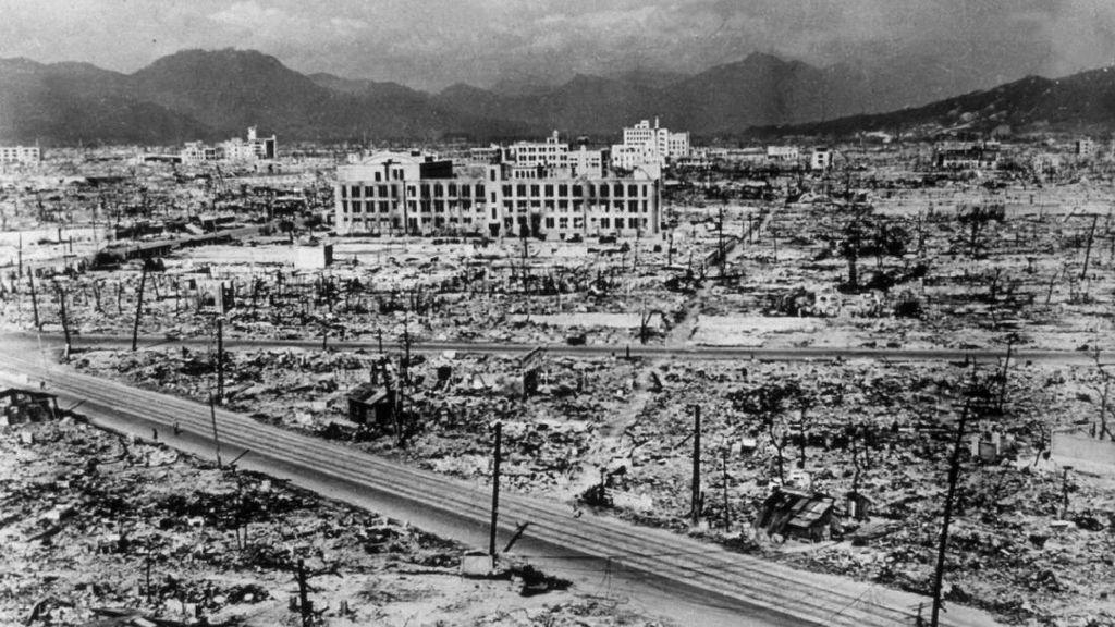 Potret Hiroshima 75 Tahun yang Lalu