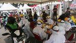 Cegah Corona Meluas, Kejagung Gelar Rapid Test Drive Thru