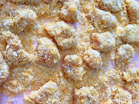 Resep Ayam Popcorn