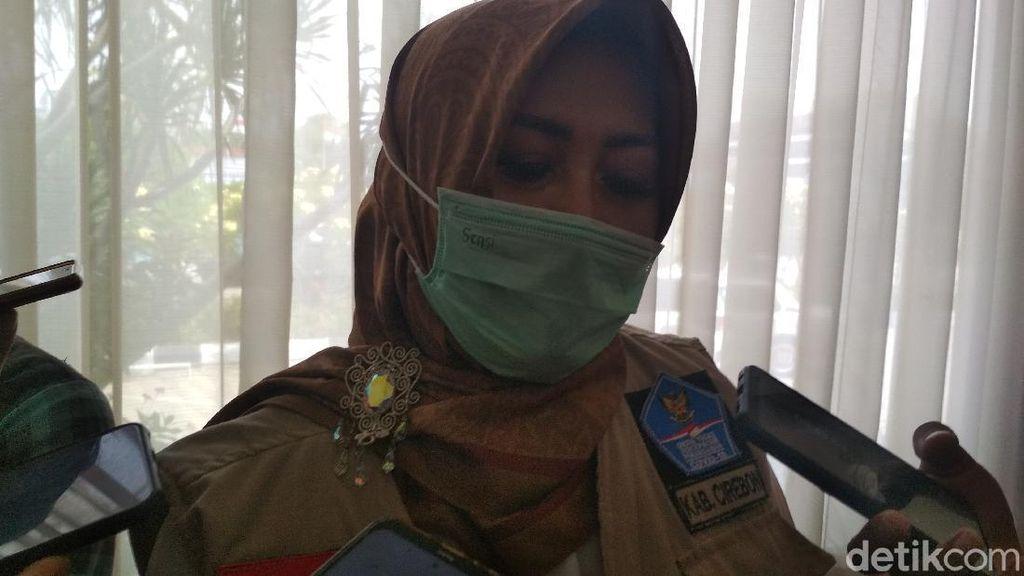 Bulan Penimbangan Balita, Ribuan Kader Posyandu Cirebon Jalani Swab Test