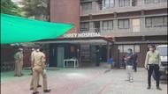 Rumah Sakit Terbakar, 8 Pasien Corona di India Tewas
